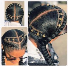 easy hairstyles buns hairstyles on short natural hair braided hairstyles hairstyles extensions hairstyles with curly ends hair vikings for braided hairstyles hairstyles natural black hair Kids Braided Hairstyles, Box Braids Hairstyles, Little Girl Hairstyles, African Hairstyles, Black Hairstyles, Elegant Hairstyles, Teenage Hairstyles, Hairstyles 2018, Homecoming Hairstyles