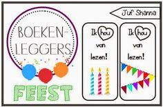 Thema feest (kbw): boekenleggers