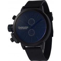 64c230acdba Relógio Esportivo Masculino Oversized Alpha 49mm (Dark+Gray). Relógios  Oversized