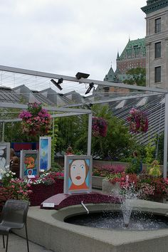 Musée de la civilisation, Québec, Canada by jacme31, via Flickr