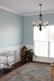 Wedgewood Gray Bm With Images Dining Room Colors Dining Room