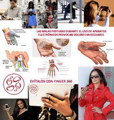 ¿has oído hablar de la  whatsappitis?.Evita molestias musculares producidas por el uso del teléfono movil