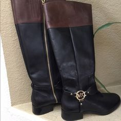 michael Kors boots. Perfect condition. Never been worn!! MICHAEL Michael Kors Shoes Over the Knee Boots