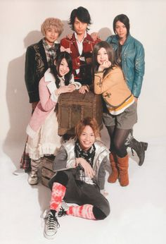 The 35th Super Sentai, Kaizoku Sentai Gokaiger ^^