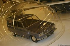 OG | 1965 Renault 16 Break - Project 115 | Scale model