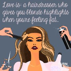 In Honor of Hairstylist Appreciation Day - #TurnHeads #ecards