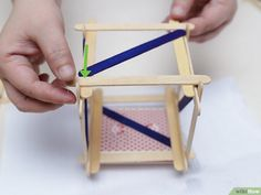 How to Build a Popsicle Stick Tower. Popsicle stick towers are a common engineering project to be assigned in school.Your assignment may have various criteria for height, weight, and number of popsicles, but this guide will give you a. Popsicle Stick Bridges, Popsicle Sticks, Homemade Dog Treats, Best Homemade Dog Food, Crafts For Girls, Diy For Girls, Diy Simple, Art Projects For Adults, Sweet Potatoes For Dogs
