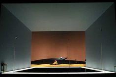 Idomeneo. Salzburg Festival. Scenic design by Karl-Ernst Herrmann. 2000