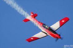 https://flic.kr/p/GbpmXp   Switzerland Air Force --- Pilatus NCPC-7 --- A-915   PC-7 Team