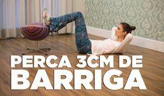 TV Chris Flores: abdominais para perder medida de barriga e reduzir 3 cm...