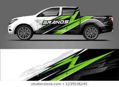 Universal Fit Vinyl Decal Graphic Stripes