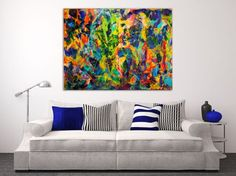 Buy Abstract transition I, Acrylic painting by Nestor Toro on Artfinder. Discover thousands of other original paintings, prints, sculptures and photography from independent artists.