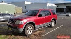 2003 Ford Explorer XLT UX Auto #ford #explorer #forsale #australia