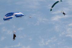 Aventarme en paracaídas