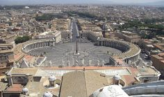 Vatican City-Visit The World's Smallest Country