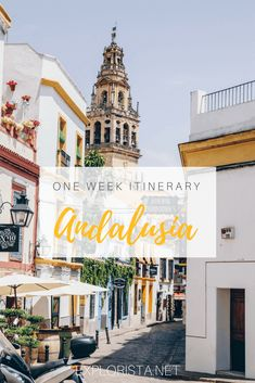 Andalusia is a magical area of Spain, riddled with charming villages and beautiful architecture. This is my one week itinerary for Andalusia.