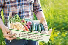 Frisches Obst- & Gemüse aus der Region | Da komm' ich her