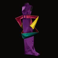Roberto Capucci: Italian Fashion Sculptor
