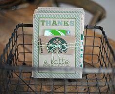 Darling gift hard holders for teachers or anyone who love coffee