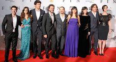 Premiere de FIN en Madrid. Director de producción: Koldo Zuazua (APPA)