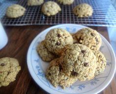 Peanut Butter Breakfast Cookies much too dry. less flour or more moisture next time.