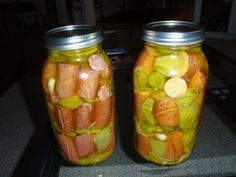 This is a fast, easy, homemade pickled sausage recipe. The recipe is great beer food and great party food. Pickled food is salty and delicious with beer. Pickled sausage is a great, easy, delicious, tasty snack.