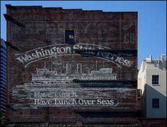 Washington State Ferries...<3