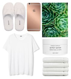 """""""hotline"""" by grey-eyes ❤ liked on Polyvore featuring GANT, Mura, Zephyr, Byredo and Linum Home Textiles"""