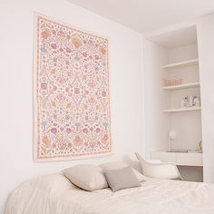 Tapiz Tapestry deco argentina decoración ambientes cuadro lienzo sublimado gabardina decoraciondeinteriores #tapiz #tapestry  #felpahome #espaciofelpa Bed, Furniture, Home Decor, Tapestries, Canvases, House Decorations, Bathroom Window Curtains, Its Ok, Picture Walls