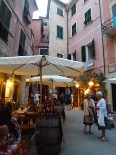 Monterosso al Mare, Liguria Italia (Luglio)