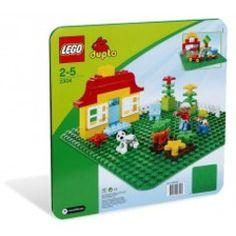 LEGO Green Duplo Baseplate