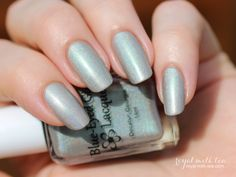 Blue-Eyed Girl Lacquer: Tact is Just Saying Not True Stuff, I'll Pass