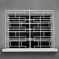 Security Gates, Grilles and Window Bars Modern Window Design, Window Grill Design Modern, Balcony Grill Design, Grill Door Design, Door Gate Design, Window Security Bars, Security Gates, Window Protection, Steel Gate Design