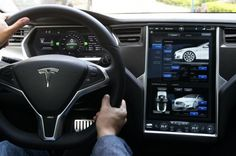 Tesla Model S Interior: http://www.greenerideal.com/vehicles/0515-tesla-model-s-the-last-word-in-green-car-technology/