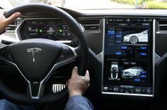 Tesla Model S Interior: http://www.greenerideal.com/vehicles/0515-tesla-model-s-the-last-word-in-green-car-technology/