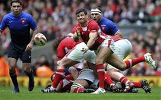 Mike Phillips Position: scrum-half Country: Wales