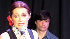 Conferencia, Leticia Cosio Viva Flamenco en el Teatro de la Ciudad