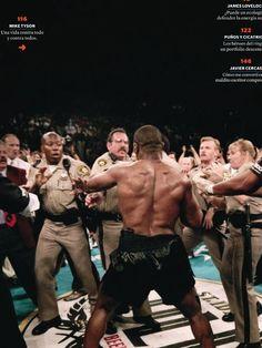 The Beast (Mike Tyson).