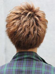 mazele hairのメンズヘアスタイル | 2014最新流行スタイル。 | 東京都・青山・表参道の美容室 | Rasysa(らしさ)