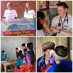 https://www.abroaderview.org Our Goals: We hope to enlighten and educate the minds of those who choose to make that journey of caring to a different culture so unlike their own.   Volunteering in foreign countries helps promote communication and trust between nations, and provides everyone involved an opportunity to expand their global horizons.