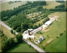 boerderijcamping Klein Rost in de Ardennen, België