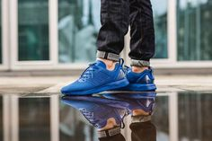 Adidas ZX Flux ADV Equipment Blue. Available now @5PointzBristol  http://ift.tt/1pmq3Tt
