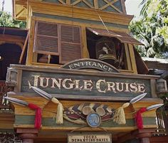 Jungle Cruise - one day I WILL drive these boats Jungle Cruise Disneyland, Disneyland Rides, Disneyland California, Disney California Adventure, Disney Annual Pass, Jungle Theme Classroom, Disney Scrapbook Pages, Scrapbook Layouts, Cruise Boat