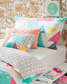 Our ideal bedroom setup  ! Bedding from £11/€16