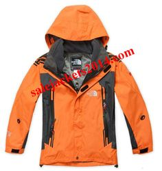 Fashion The North Face Kids Winter Jackets Yellow, Most Items more than 55% off Women's North Face Outlet!,KIds ,Mens TNF Coats