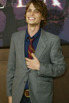 Matthew Gray Gubler! :)