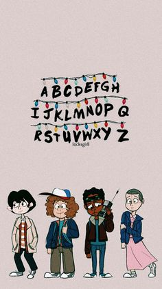 ❤️❤️ // Stranger Things  By.: Gio Barbutti