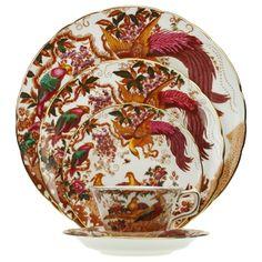 Old Avesbury china