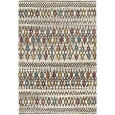 Fjørde & Co Inspired by traditional Berber designs, this multi-coloured rug is great for adding interest to neutral flooring. Rug Size: Rectangle 133 x Teal Rug, Gold Rug, Inca, Berber Rug, Red Rugs, Rugs Online, Modern Rugs, Beige Area Rugs, Argentina