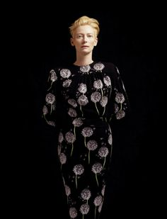 A blog devoted to the idea that Tilda Swinton and David Bowie are the same person. BBE.